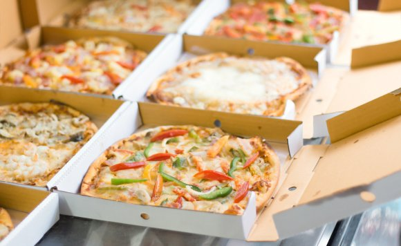 Catering Services from Pizz'a Chicago Palo Alto